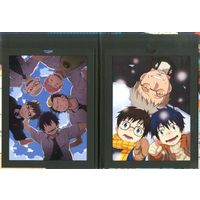 Card Collection - Photo Flame, Album - Blue Exorcist / Yukio & Rin