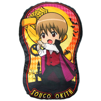 Die-cut Cushion - Gintama / Okita Sougo