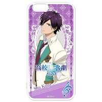 Smartphone Cover - iPhone6 case - Star-Myu (High School Star Musical) / Kuga Shu & Nayuki Toru