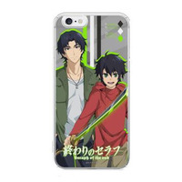 iPhone6 case - Smartphone Cover - Seraph of the End / Hyakuya Yuichiro & Guren