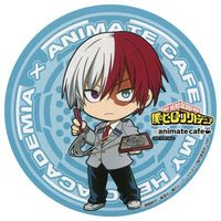 Coaster - My Hero Academia / Todoroki Shouto
