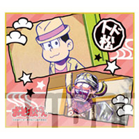 Trading Illustration Card - Osomatsu-san / Todomatsu
