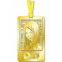 Metal Art Bookmarker - DAYS / Kazama Jin