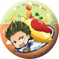 Badge - Ace of Diamond