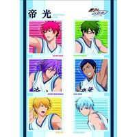 Short Split Curtains - Kuroko's Basketball / Teiko Junior High