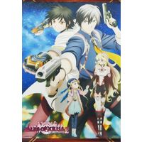 Tapestry - Tales of Xillia2 / Elle & Ludger & Milla