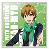 Hand Towel - Star-Myu (High School Star Musical) / Hoshitani Yuta (Star-Mu)