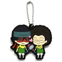 Rubber Key Chain - Prince Of Tennis / Hitouji & Konjiki Koharu