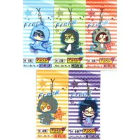 (Full Set) Rubber Strap - Free!