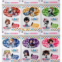 (Full Set) Stickers - Bakuon!!