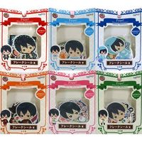 (Full Set) Stickers - Free! (Iwatobi Swim Club)