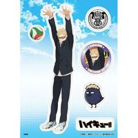 Wall Stickers - Haikyuu!! / Tsukishima Kei