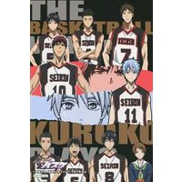 Illustrarion card - Kuroko's Basketball / Seirin High School