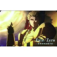 Character Card - Fate/Zero / Archer