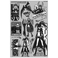 Stickers - Black Rock Shooter / BlackGold Saw & Dead Master
