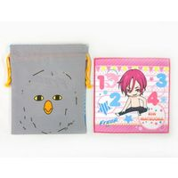 Towels - Free! (Iwatobi Swim Club) / Iwatobi-chan & Rin