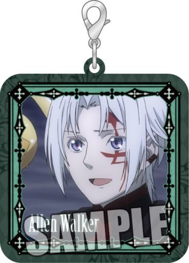 Fastener Accessory - D.Gray-man / Allen Walker