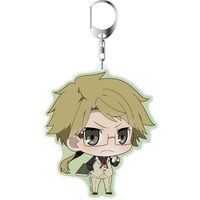 Big Key Chain - Bungou Stray Dogs / Kunikida Doppo