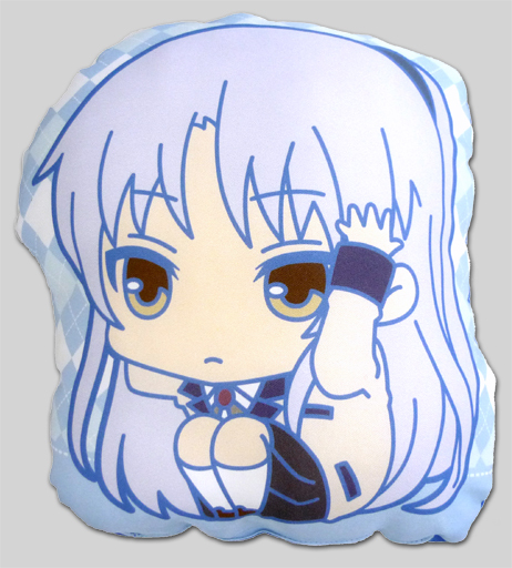 Die-cut Cushion - Angel Beats! / Tachibana Kanade