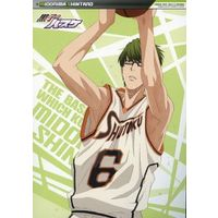 Illustrarion card - Card Collection - Kuroko's Basketball / Midorima Shintarou