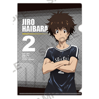 Plastic Folder - DAYS / Haibara Jirou