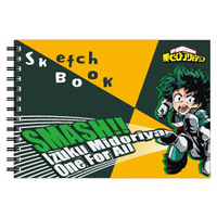 Sketchbook - My Hero Academia / Midoriya Izuku