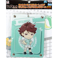 Commuter pass case - Haikyuu!! / Oikawa Toru