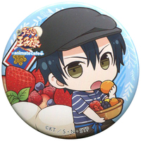 Trading Badge - Prince Of Tennis / Echizen Ryoma