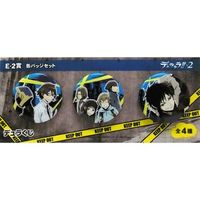 Badge - Durarara!! / Izaya & Celty & Kadota