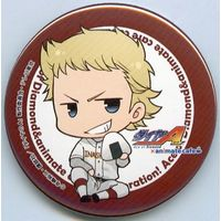 Trading Badge - Ace of Diamond / Narumiya Mei