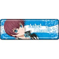 Long Badge - Trading Badge - Tales of Graces / Asbel Lhant