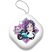 Cushion Key Chain - Wrist Rest - Bakuon!! / Minowa Hijiri