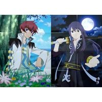 Poster - Tales of Graces / Yuri & Asbel