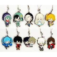 (Full Set) Rubber Strap - Kagerou Project
