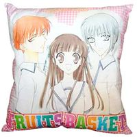 Cushion - Fruits Basket / Honda Tooru & Souma Kyou & Souma Yuki