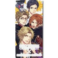 Bookmarker - BROTHERS CONFLICT