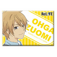 Square Badge - ReLIFE / Oogami Kazuomi