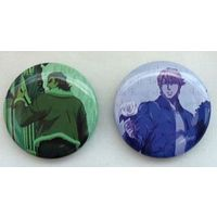Badge - TIGER & BUNNY / Keith & Antonio Lopez