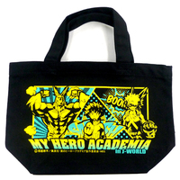 J-WORLD Limited - Lunch Bag - My Hero Academia / Bakugou Katsuki & Midoriya Izuku & All Might