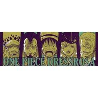 Towels - ONE PIECE / Zoro & Luffy & Franky & Cavendish
