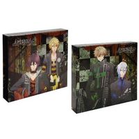 Storage Box - Whole volume storage BOX (No DVDs) - AMNESIA / Ikki & Touma & Shin & Kent