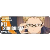 Long Badge - Trading Badge - Haikyuu!! / Tsukishima Kei