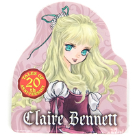 Badge - Tales of Rebirth / Claire Bennett