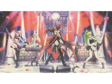 Multi Cloth - Code Geass / Lelouch Lamperouge