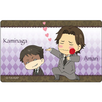 Card Stickers - Joker Game / Kaminaga & Amari