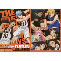 Illustrarion card - Card Collection - Kuroko's Basketball