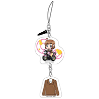 Earphone Jack Accessory - Bakuon!! / Sakura Hane