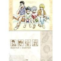 Plastic Sheet - Hunter x Hunter / Kurapika & Gon & Killua & Leorio Paladinight