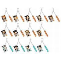 (Full Set) Charm Collection - Metal Charm - Haikyuu!!