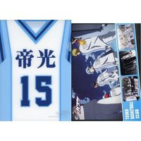 Illustrarion card - Kuroko's Basketball / Kiseki no Sedai